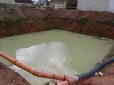 Abdichtung gegen Grundwasser