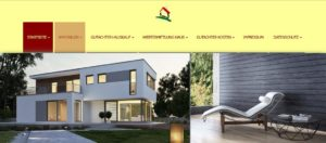 Immobiliengutachter Homepage
