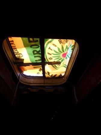 Schornsteinfegerfenster