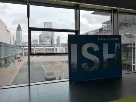 Besuch der ISH Frankfurt