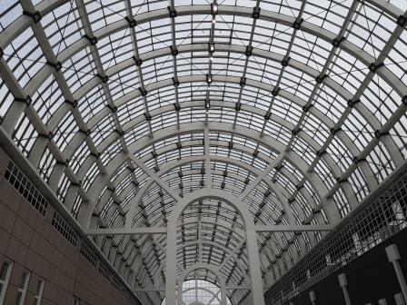Dach. Besuch der ISH Frankfurt