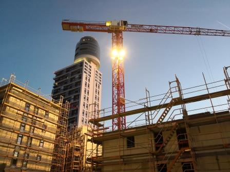 Bauabnahme mit Gutachter, Wohnungsabnahme Frankfurt