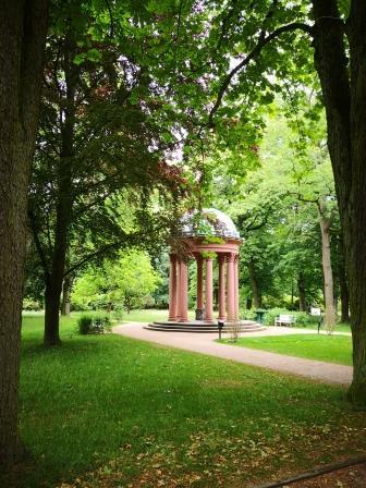 Brunnen im Kurpark
