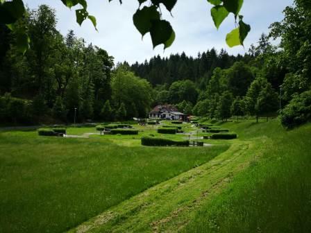 Grünanlagen in Bad Schwalbach