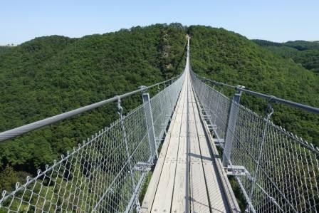 Geierlay Hängeseilbrücke